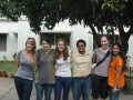 CentriCycle Student Team in India 2012